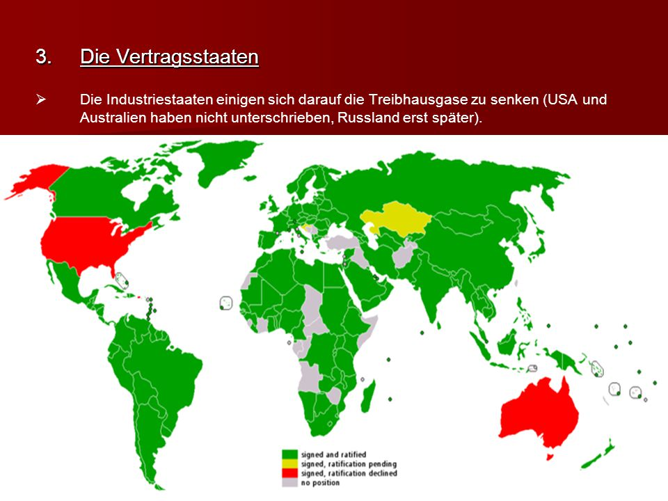 Die Vertragsstaaten