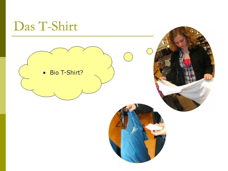 Das T-Shirt Bio T-Shirt