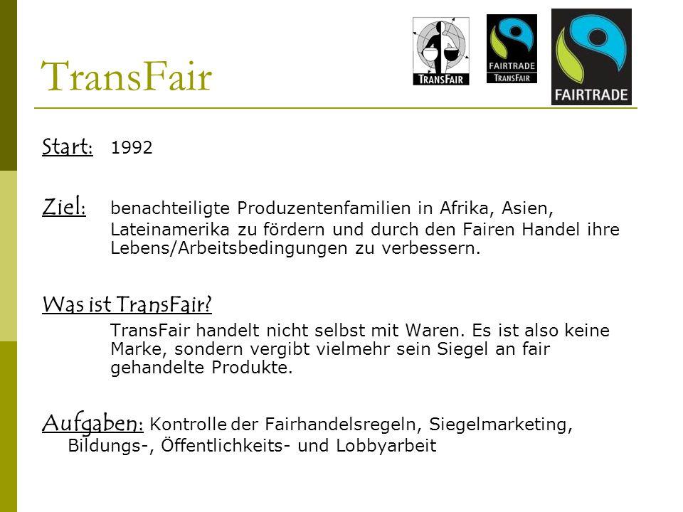 TransFair Start: 1992.