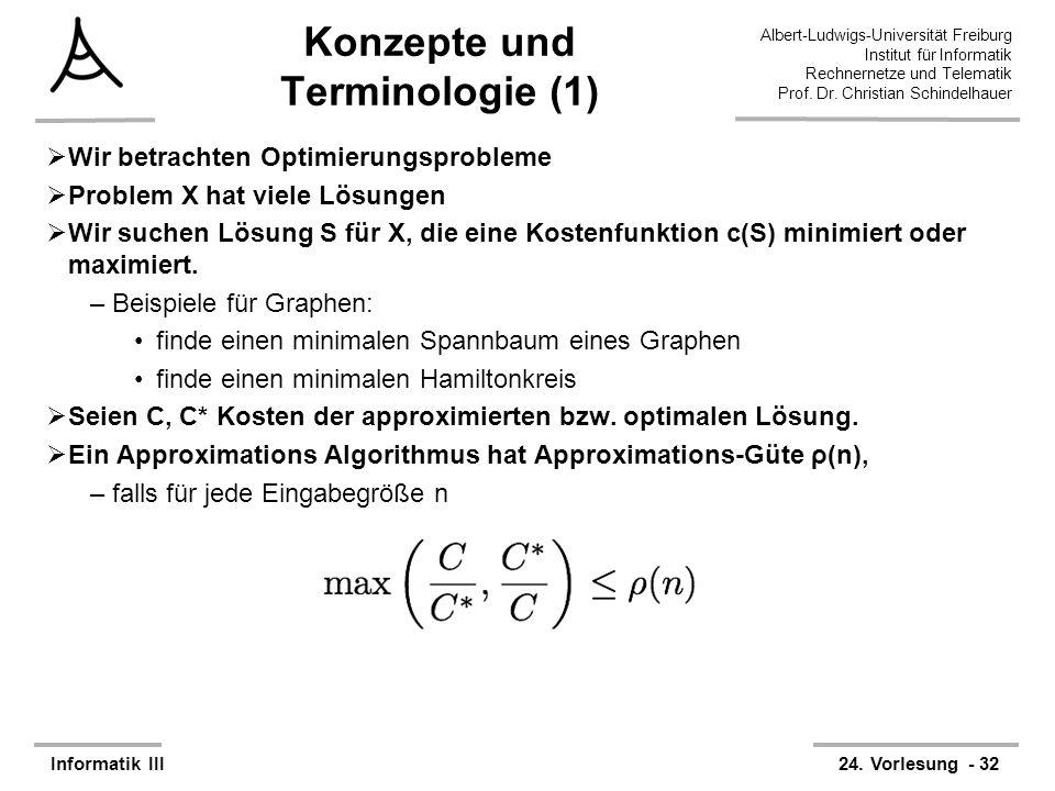 Konzepte und Terminologie (1)