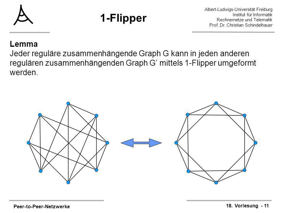 1-Flipper Lemma.