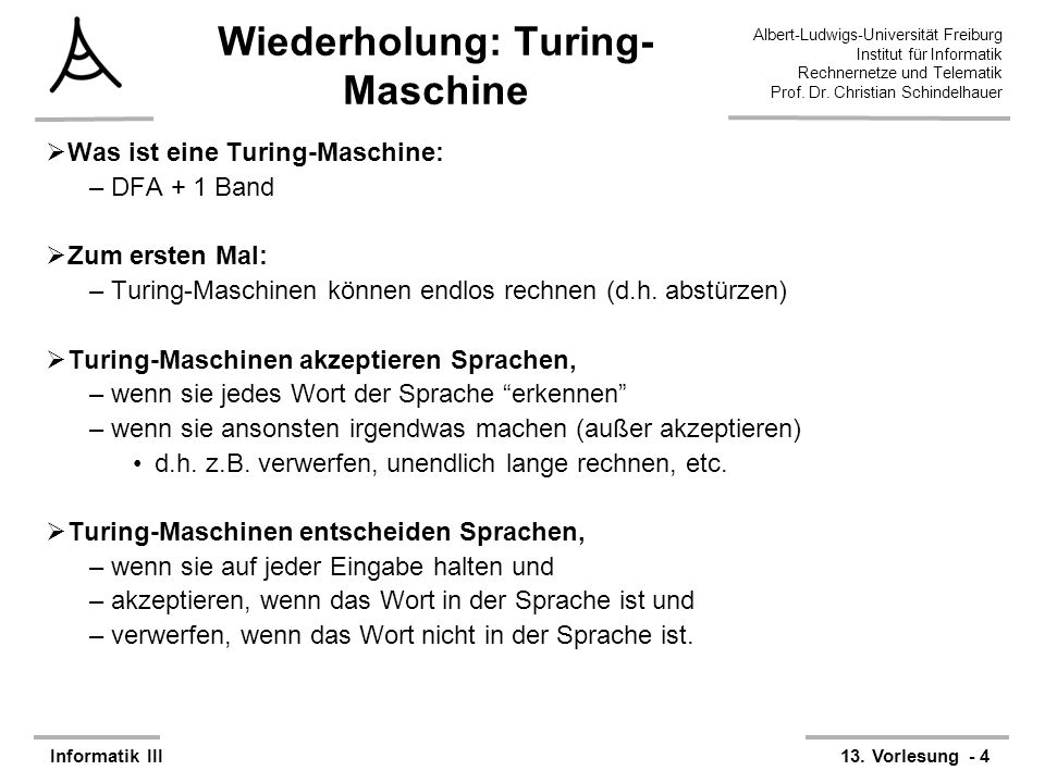turing machine band