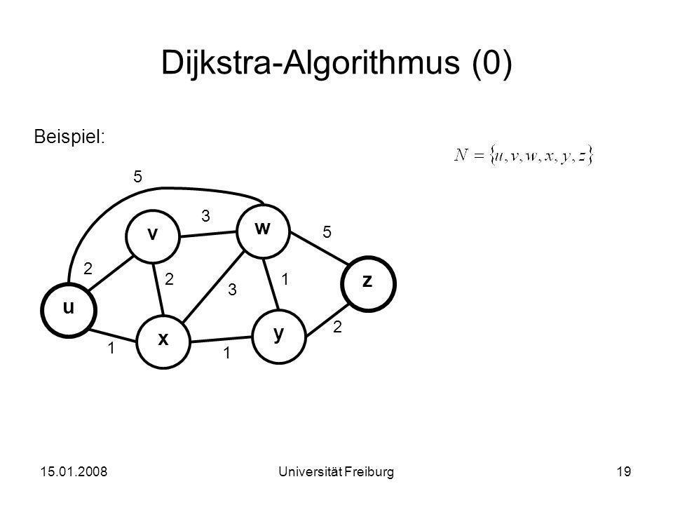 Dijkstra-Algorithmus (0)
