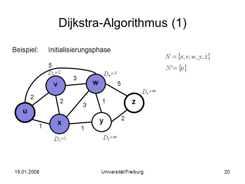 Dijkstra-Algorithmus (1)