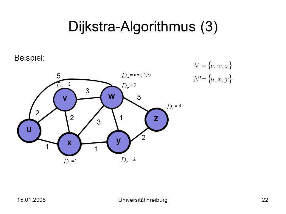 Dijkstra-Algorithmus (3)