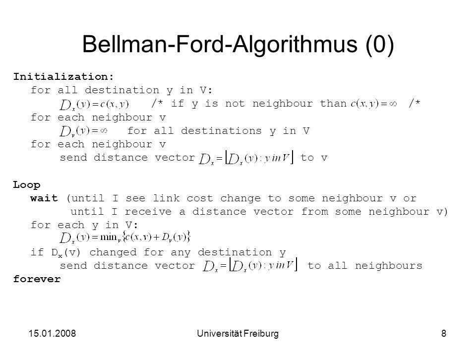 Bellman-Ford-Algorithmus (0)