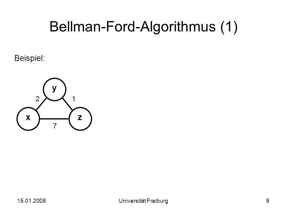 Bellman-Ford-Algorithmus (1)
