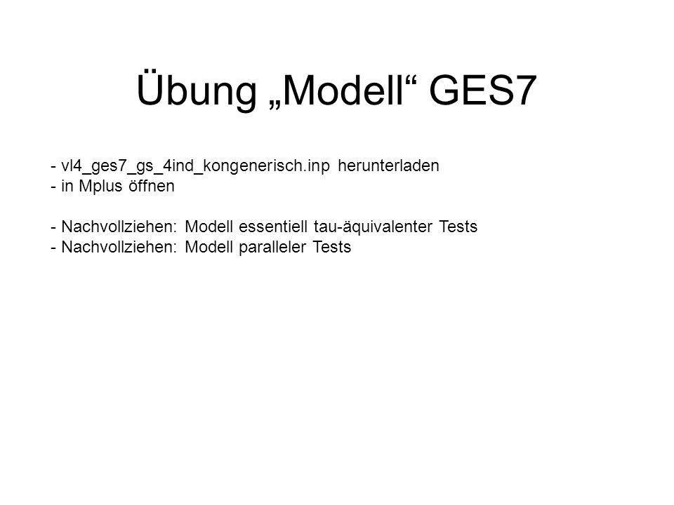 """Übung """"Modell GES7 vl4_ges7_gs_4ind_kongenerisch.inp herunterladen"""