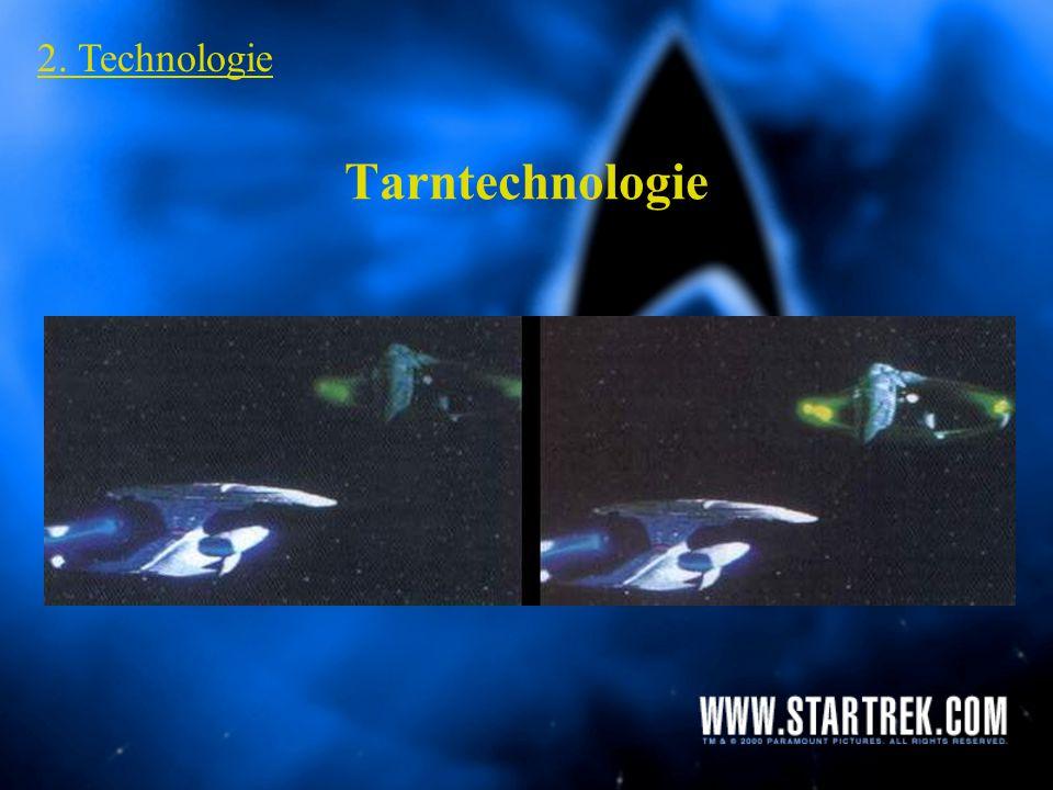 2. Technologie Tarntechnologie