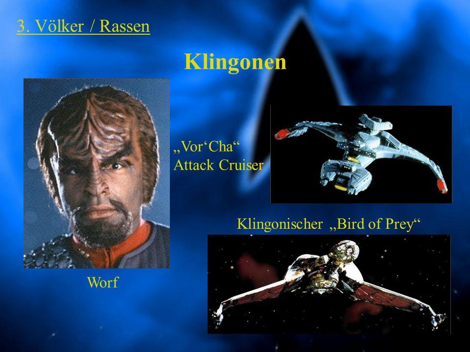 """Klingonischer """"Bird of Prey"""