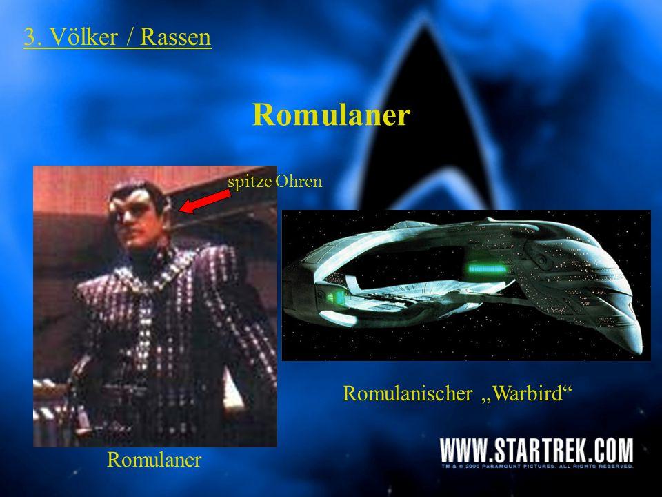 """Romulanischer """"Warbird"""