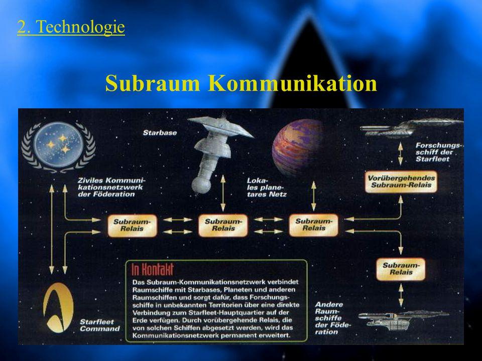 Subraum Kommunikation
