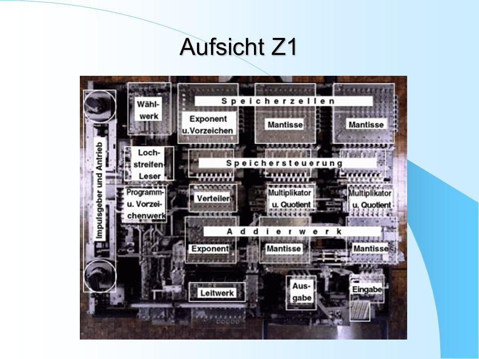 Aufsicht Z1