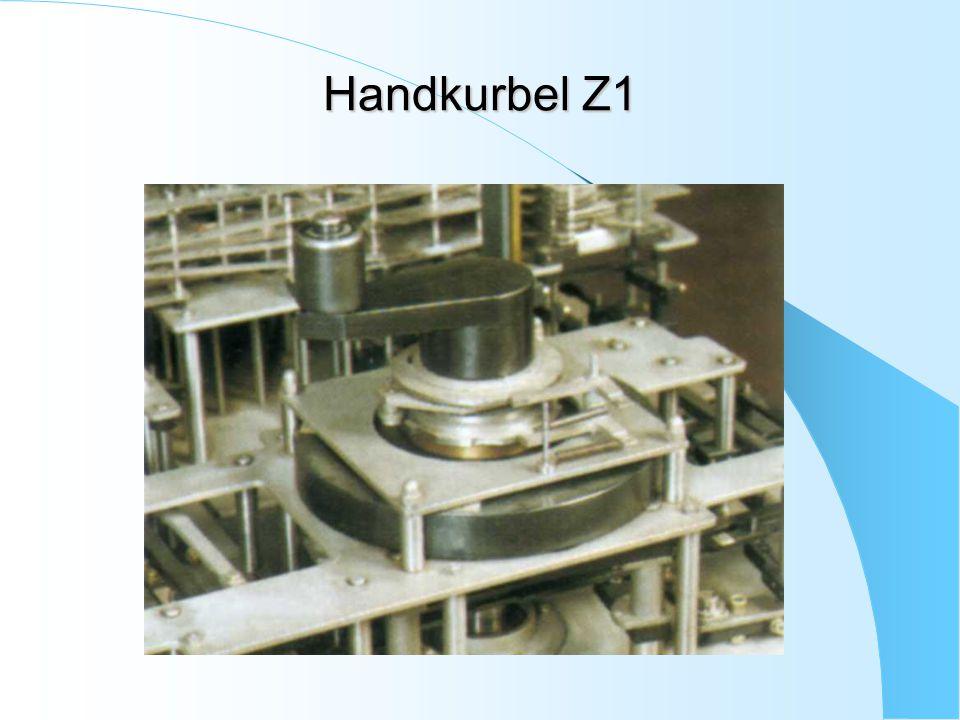 Handkurbel Z1