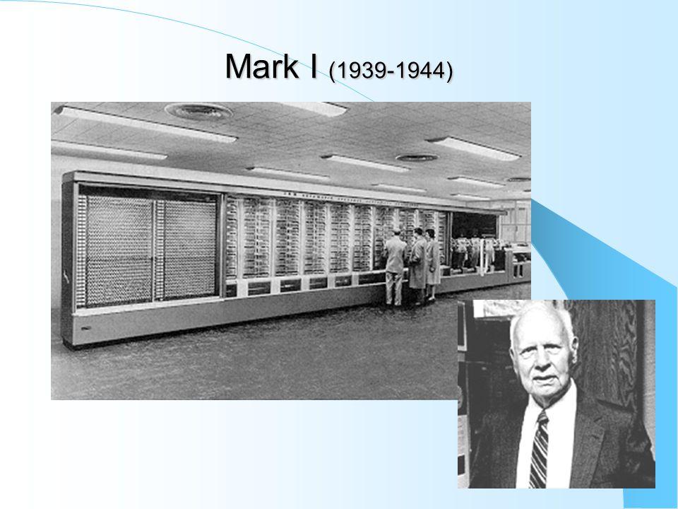 Mark I (1939-1944)