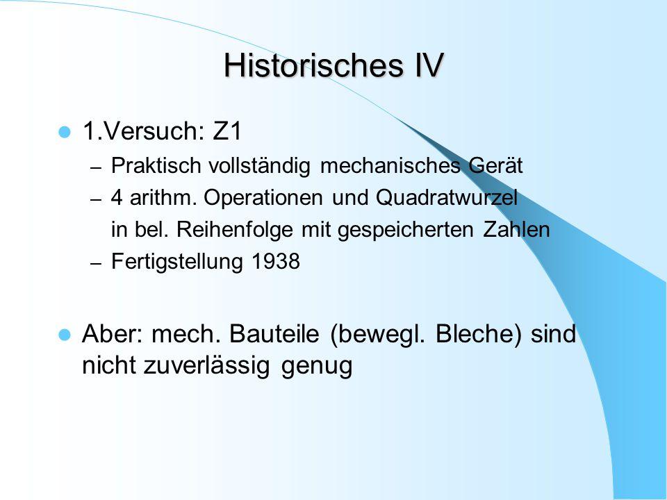 Historisches IV 1.Versuch: Z1