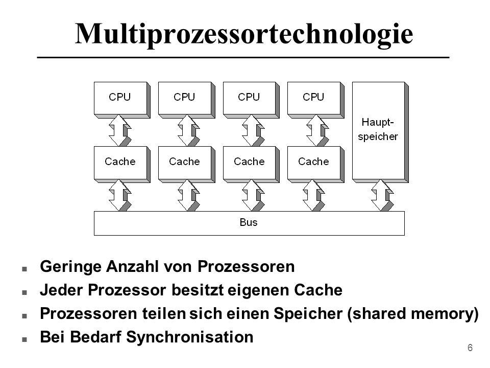 Multiprozessortechnologie