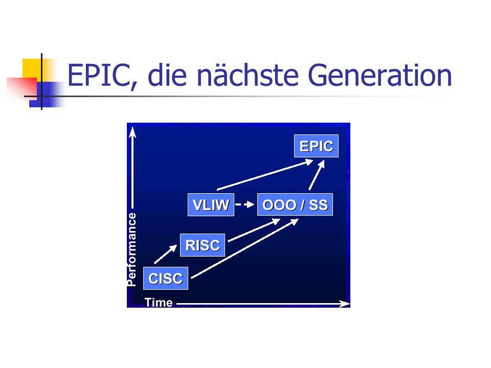 EPIC, die nächste Generation