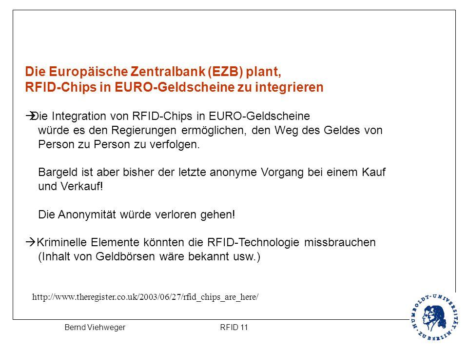 Die Europäische Zentralbank (EZB) plant,