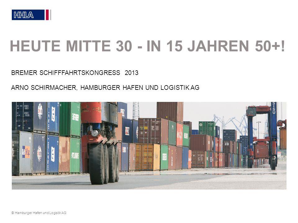 HEUTE MITTE 30 - IN 15 JAHREN 50+!