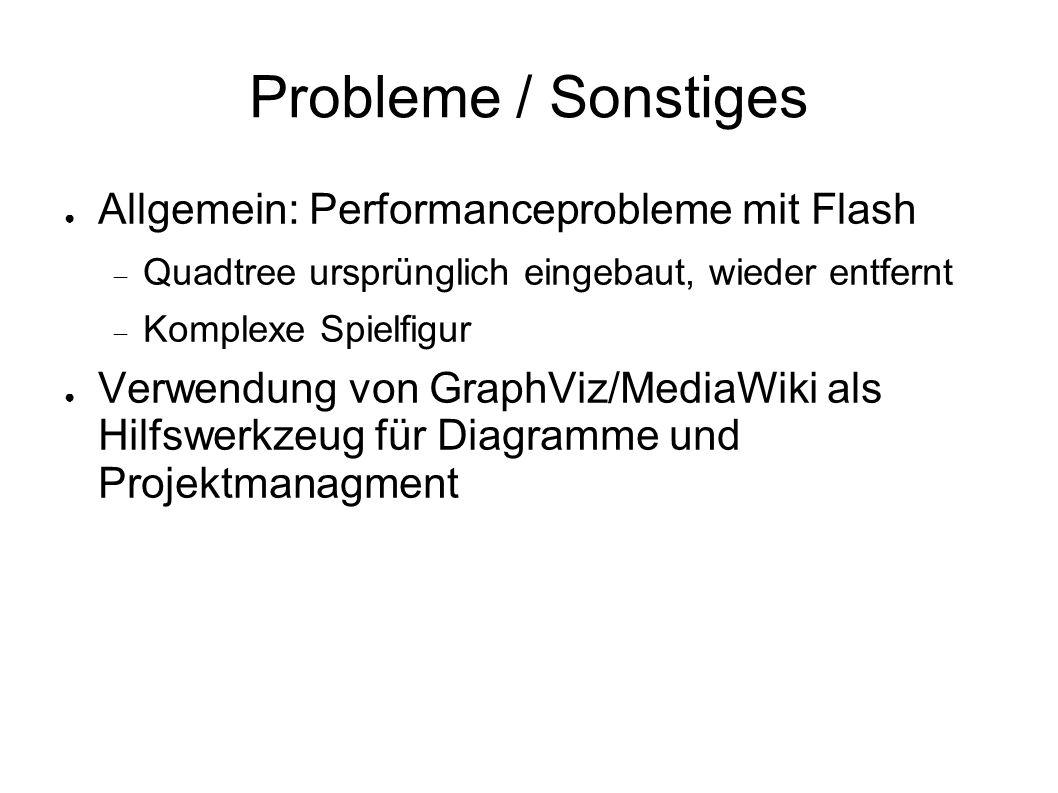 Probleme / Sonstiges Allgemein: Performanceprobleme mit Flash