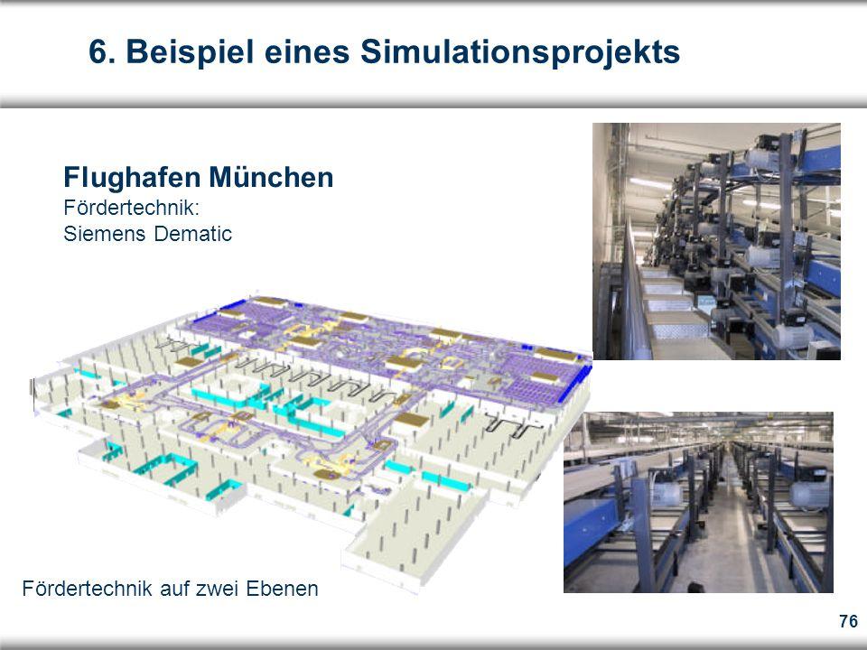 6. Beispiel eines Simulationsprojekts