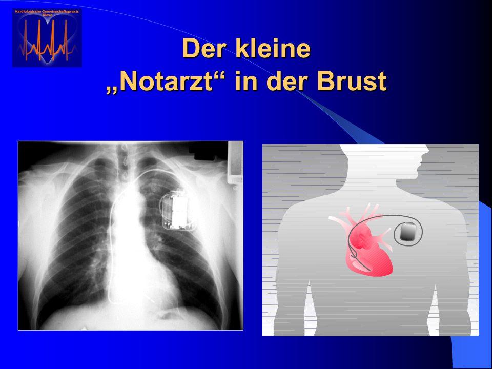 """Der kleine """"Notarzt in der Brust"""