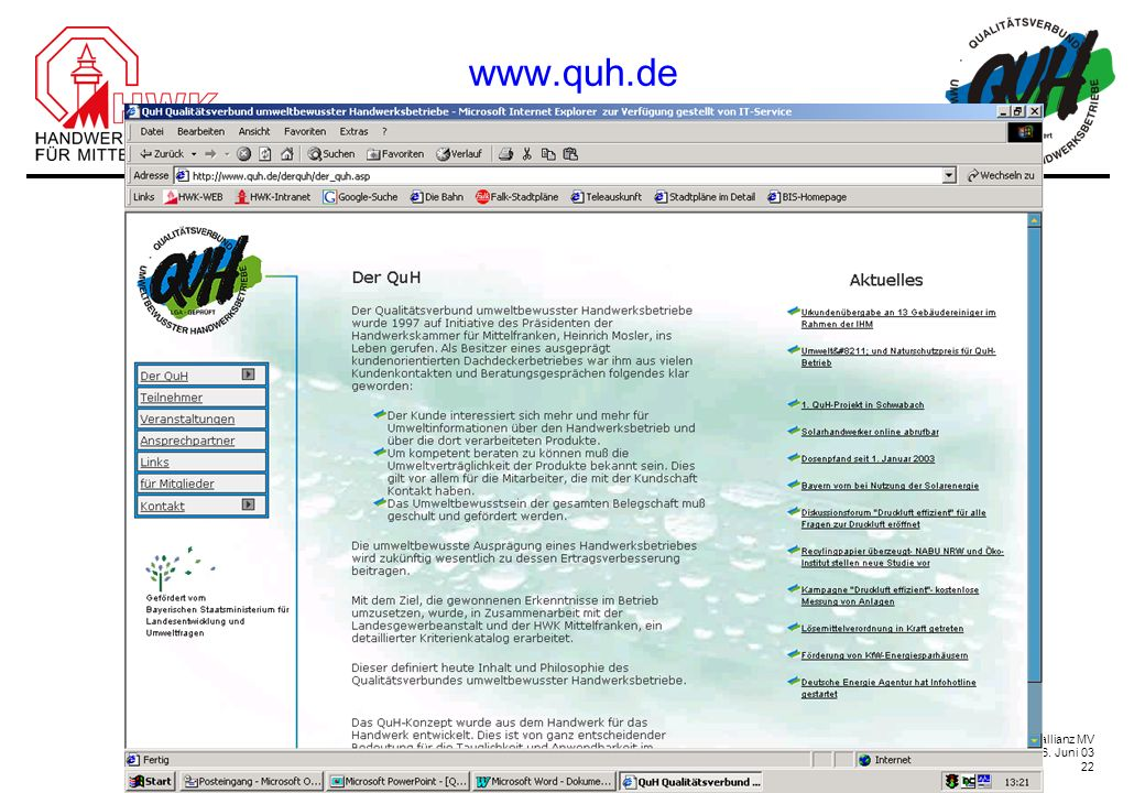 www.quh.de