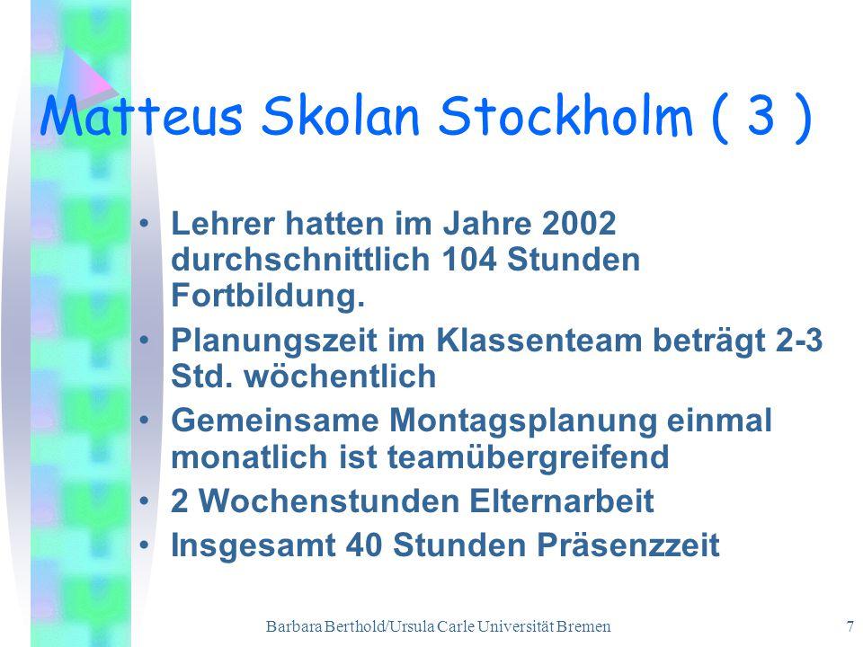 Matteus Skolan Stockholm ( 3 )