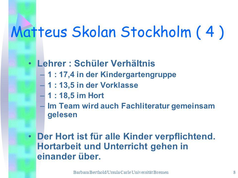 Matteus Skolan Stockholm ( 4 )