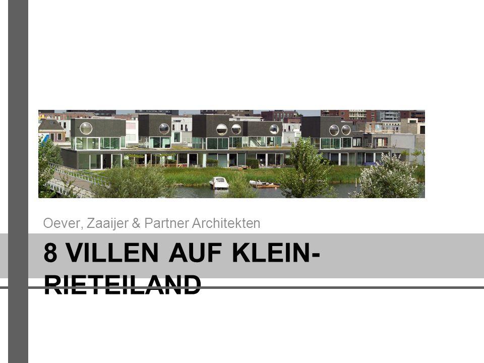 8 VILLEN AUF KLEIN-RIETEILAND
