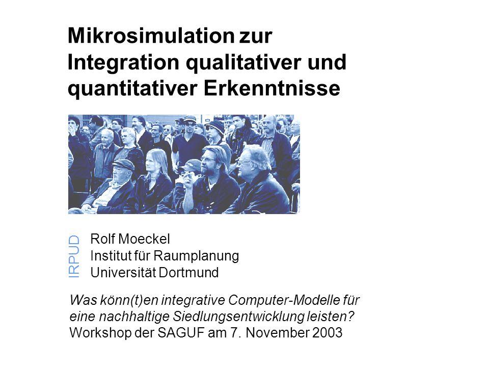 Integration qualitativer und quantitativer Erkenntnisse
