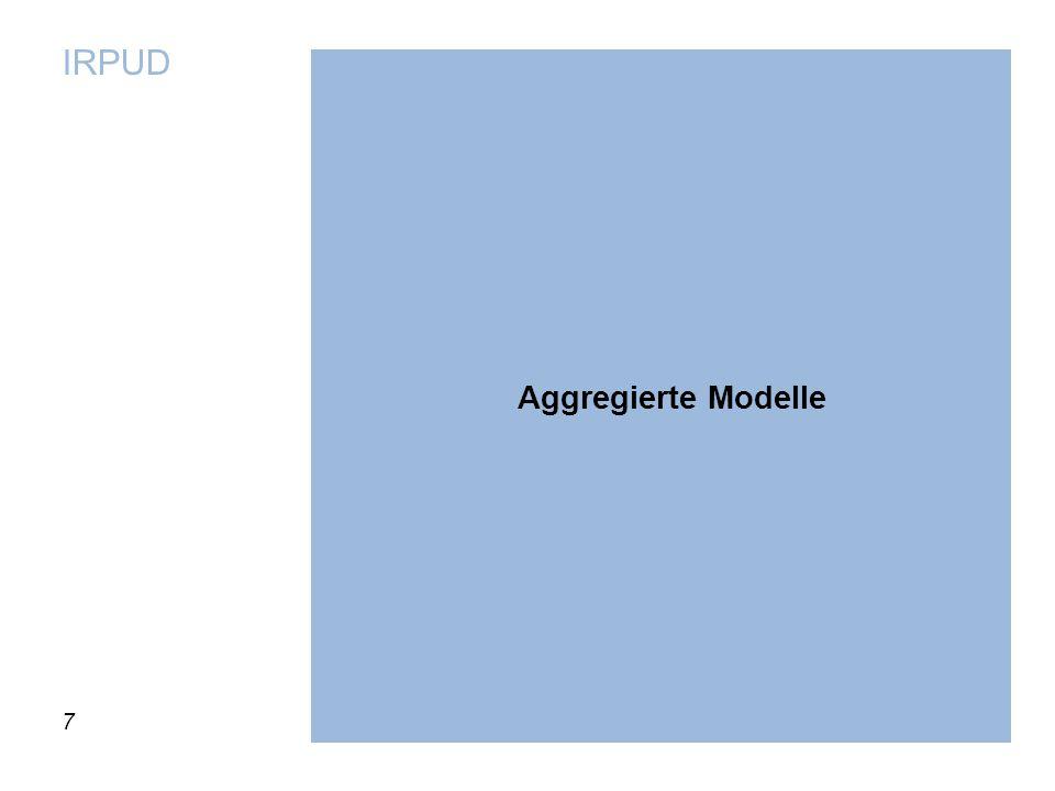 Aggregierte Modelle