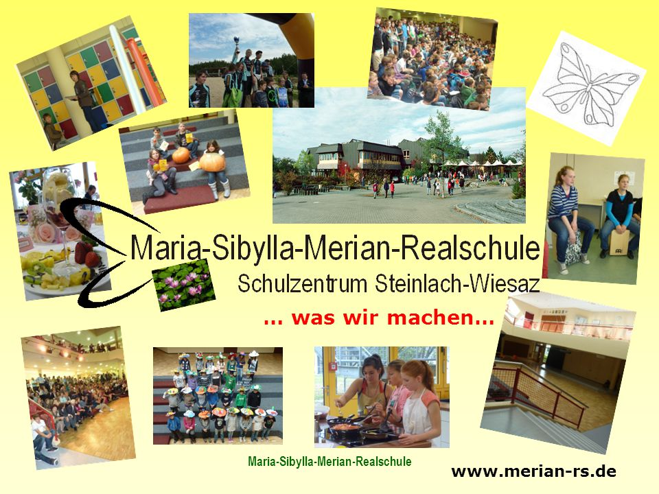 Maria-Sibylla-Merian-Realschule