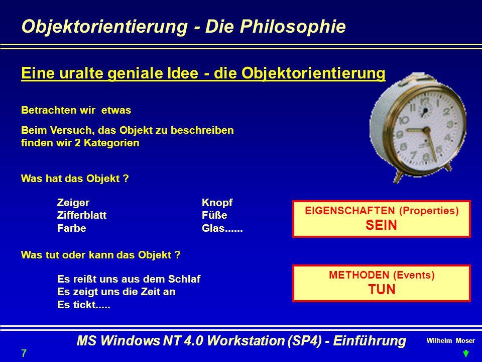Objektorientierung - Die Philosophie