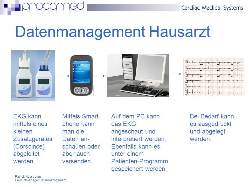 Datenmanagement Hausarzt