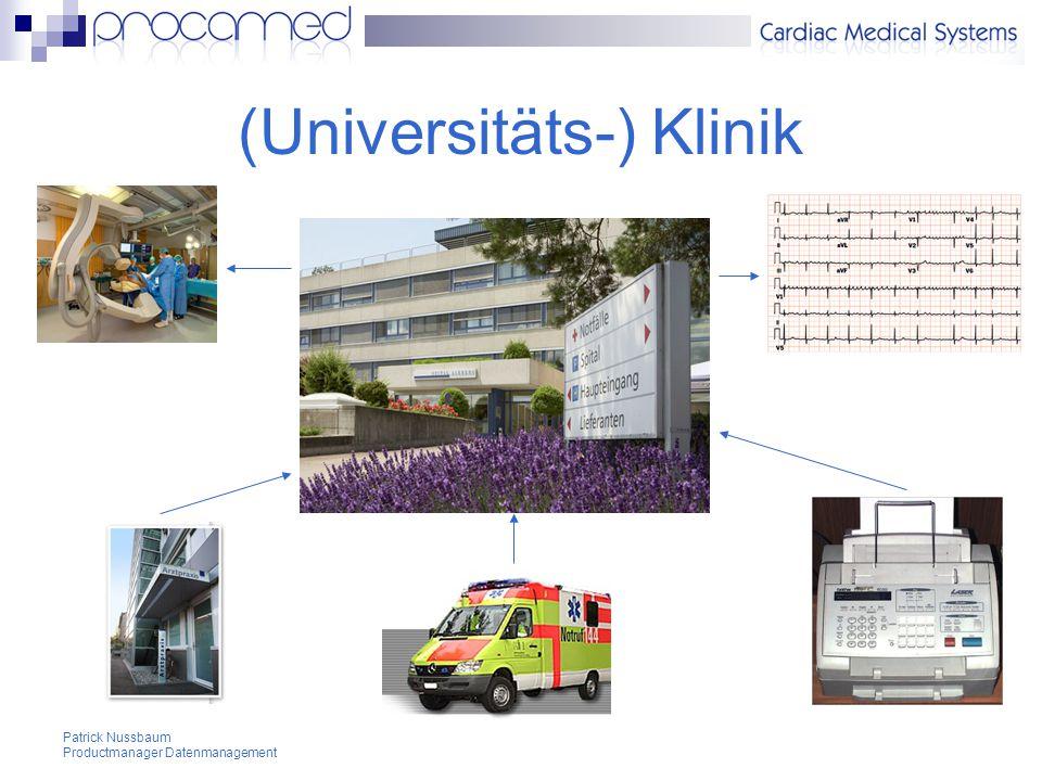 (Universitäts-) Klinik