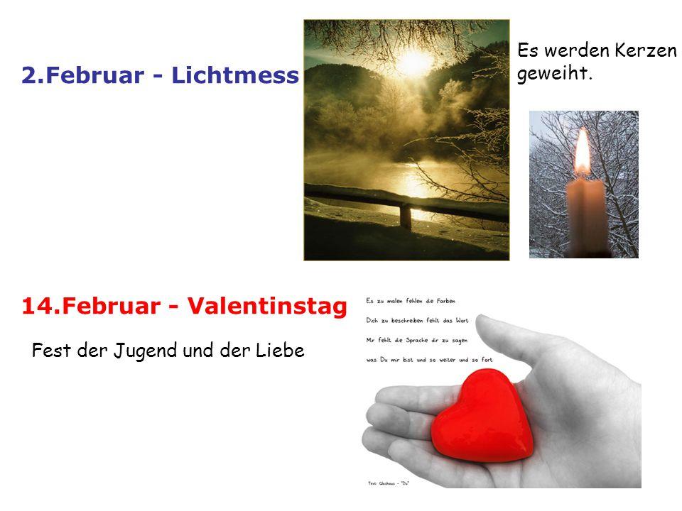 14.Februar - Valentinstag