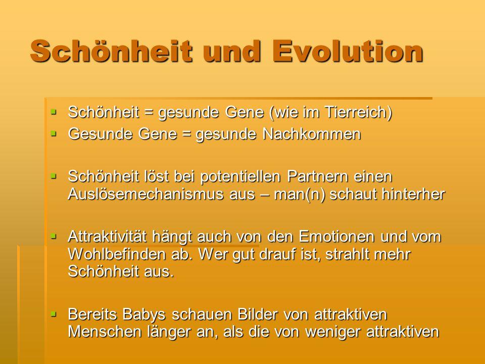 Schönheit und Evolution