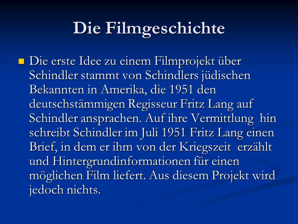 Die Filmgeschichte