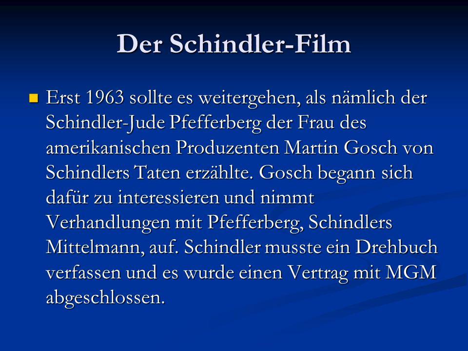 Der Schindler-Film