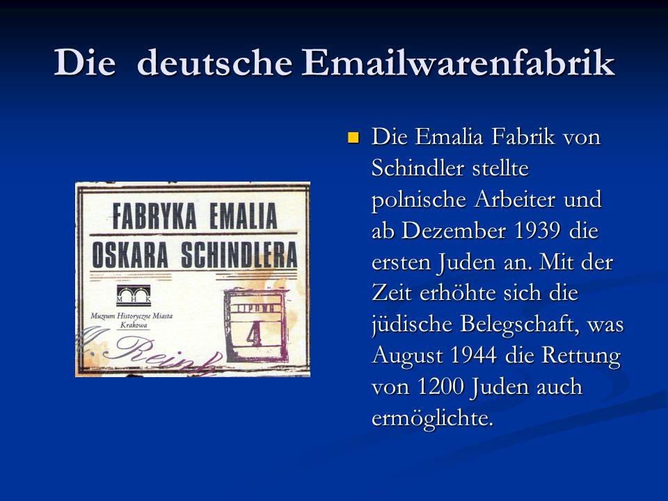 Die deutsche Emailwarenfabrik