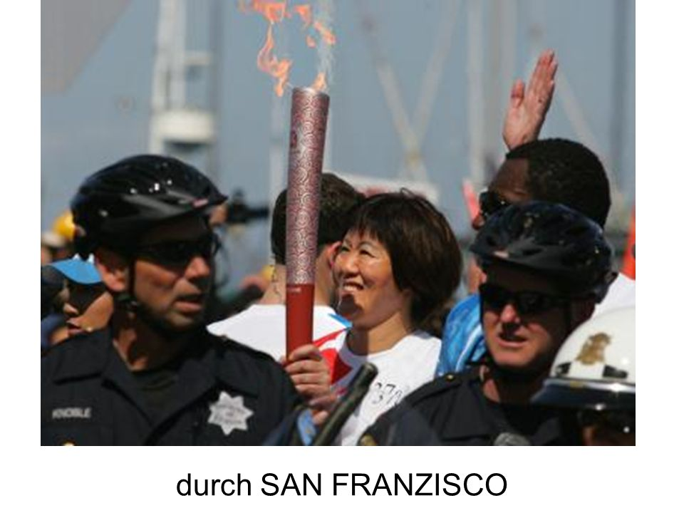 durch SAN FRANZISCO