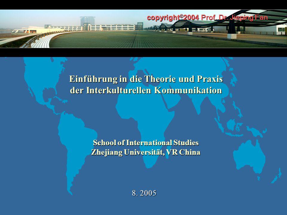 copyright©2004 Prof. Dr. Jieping Fan