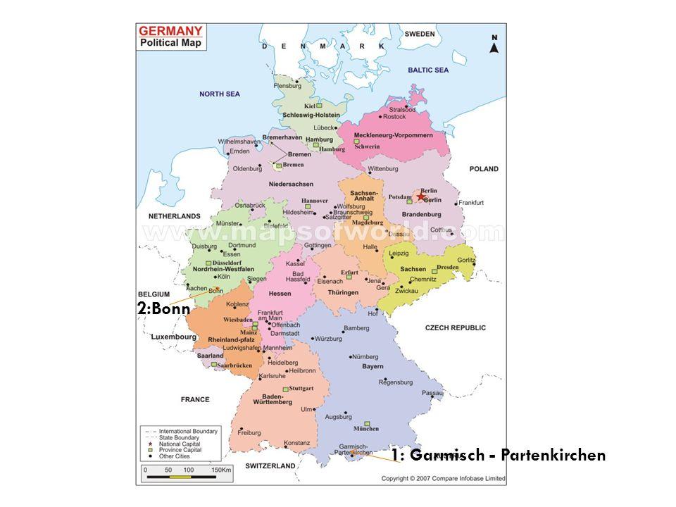 2:Bonn 1: Garmisch - Partenkirchen