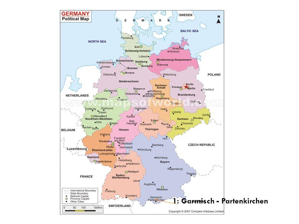1: Garmisch - Partenkirchen