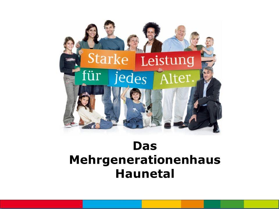 Mehrgenerationenhaus Haunetal