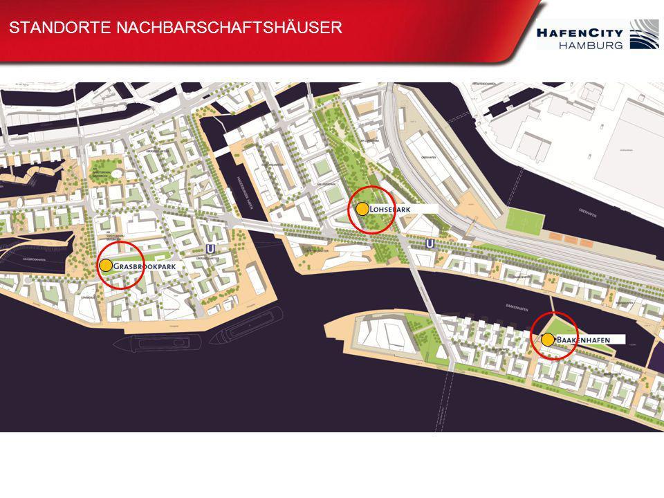STANDORTE NACHBARSCHAFTSHÄUSER