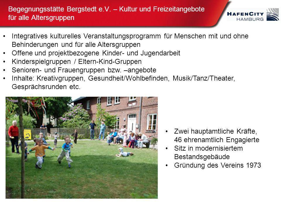 Begegnungsstätte Bergstedt e. V
