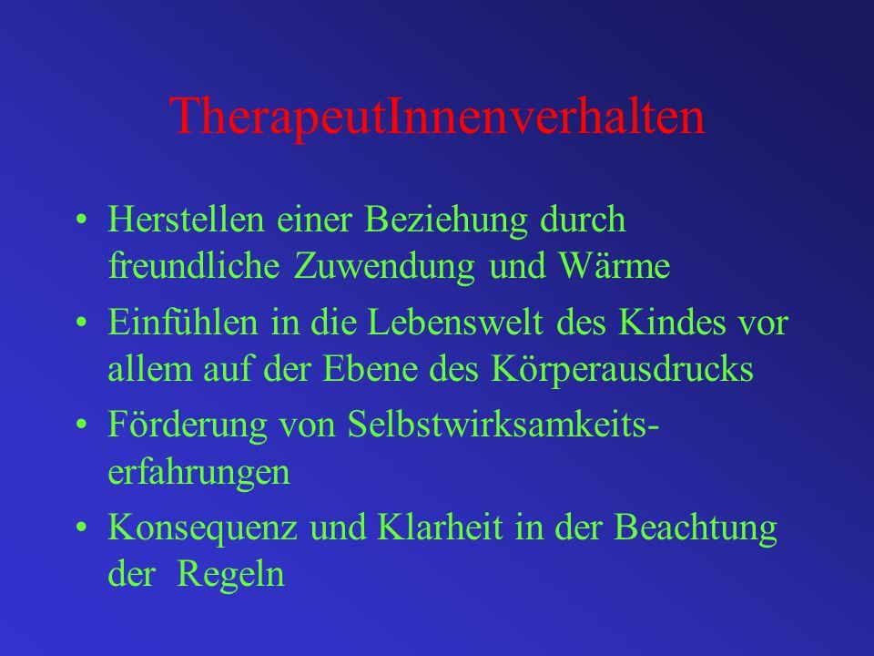 TherapeutInnenverhalten